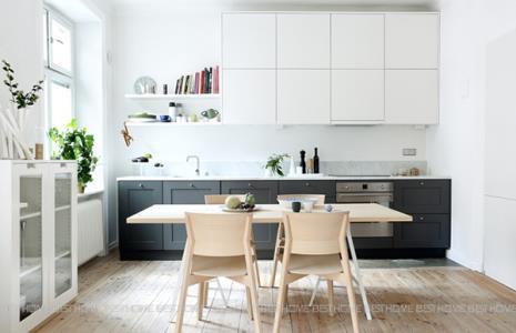 Phòng bếp Mẫu 591 - 600