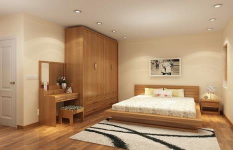 Phòng ngủ Mẫu 821 - 830