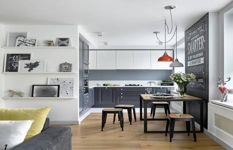 Phòng bếp Mẫu 841 - 850