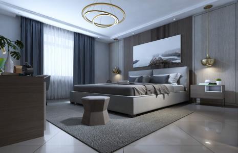 Phòng ngủ Mẫu 871 - 880