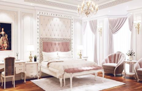 Phòng ngủ Mẫu 841 - 850