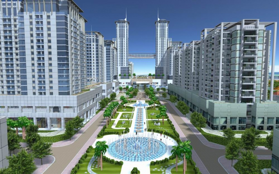 Image result for khu chung cư văn phú