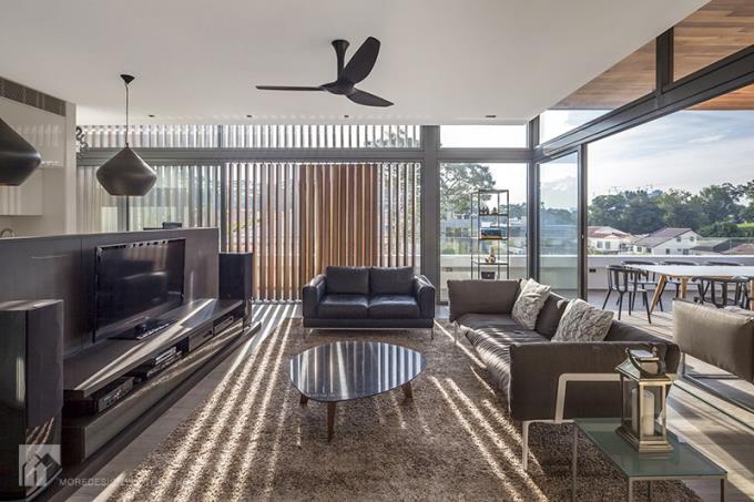 Nội, ngoại thất: Ngôi nhà Far Sight House với thiết kế hiện đại tại Singapore 075808_10_large