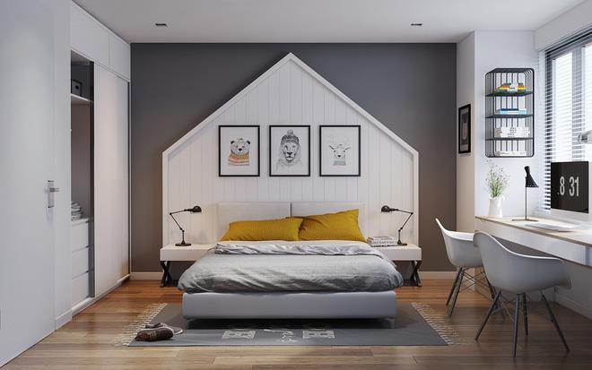 6 ý tưởng thiết kế phòng ngủ đẹp hoàn hảo thu hút mọi ánh nhìn