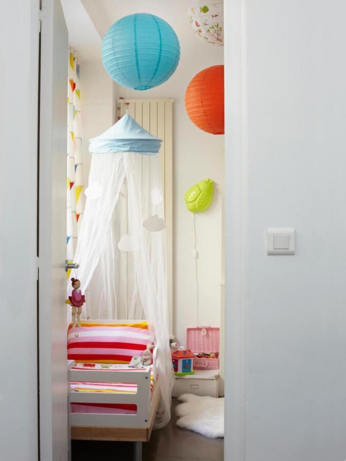 Mê mẩn những mẫu phòng ngủ tuyệt đẹp cho con gái