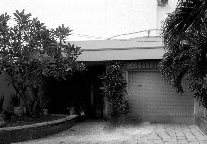 Biến chỗ để xe thành nhà ở tiện nghi ở Sài Gòn