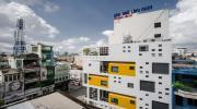 Ngôi nhà phức hợp ở quận Phú Nhuận trên báo Tây