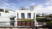 Ngắm ngôi nhà thoáng và hiện đại ở Đà Nẵng