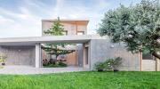 Nhà một tầng thiết kế kiểu Ý rất đáng cho bạn tham khảo