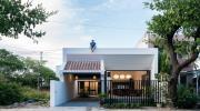 Mẫu nhà đơn giản, dễ xây dựng nhưng vẫn hiện đại, đẹp mắt