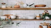 Làm đẹp gian bếp với những phụ kiện bắt mắt
