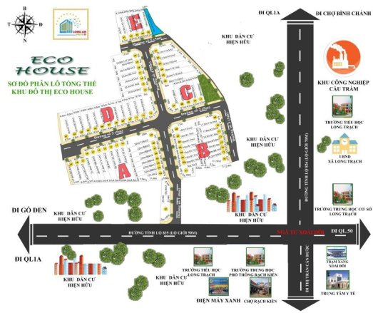 Nhà phố Eco House