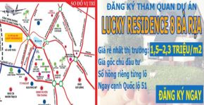 Lucky Residence 8