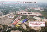 Khu đô thị mới Khu Đô Thị Phú Mỹ