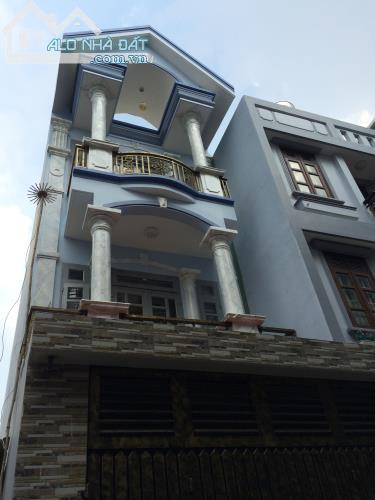 Nhà mới xây đường Quang Trung, Gò Vấp, DT:4x21m, 4 lầu, giá chỉ 5,9tỷ-thương lượng