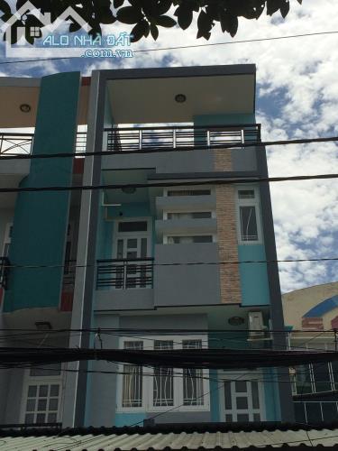Nhà hẻm ô tô đường Phan Huy Ích, Q. Gò Vấp, DT:4x26m, 4 lầu, giá chỉ 5,7tỷ - thương lượng