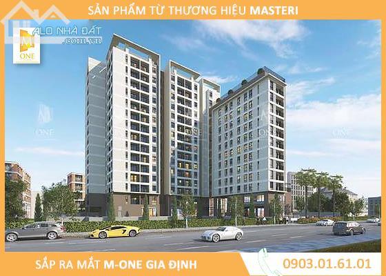 Tôi cần bán căn M-ONE Gia Định, Căn 10.11 Giá 2 tỷ 250 triệu LH 0903379118