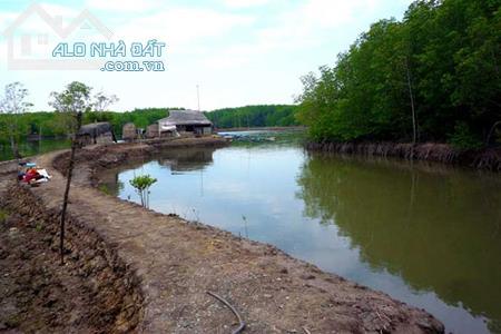 Bán đất  2750m2 xây biệt thự ven sông, CHỈ 1.25 tỷ, Nhà Bè. LH: 0935 771 906