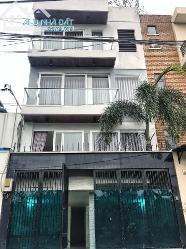 Bán căn nhà phố quận 7, đối diện sông Rạch Bàng, nhà mới, khu phố văn minh, gần Lotte Mart
