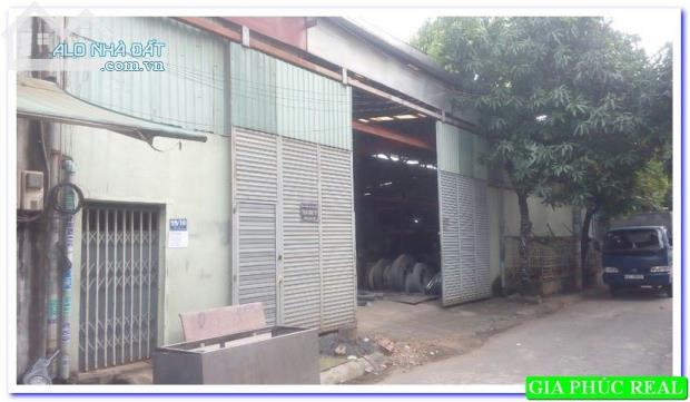 Nhà Xưởng hẻm 8m đường Phan Anh - P.Bình Trị Đông - dt 10x20m - Cấp 4 - Giá 8,4 tỷ