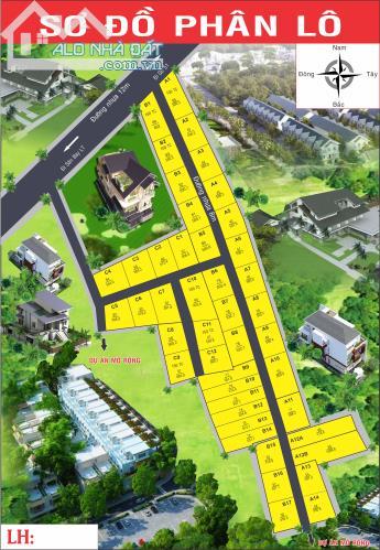 Cần vốn cho dự án nên thanh lý 2 dãy trọ và 10000m2 đất, giá 1tr4/m2.