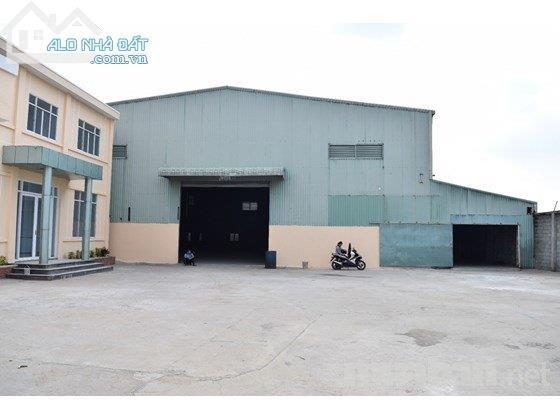 Bán nhà xưởng 1763 m2 Lương Thế Vinh, P. Tân Thới Hòa, Q.Tân Phú . Lh 0919856899