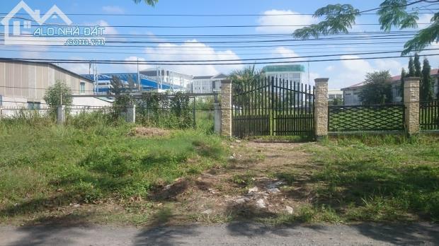 Kẹt tiền, bán gấp 1182m2 đất mặt tiền đường Tập Đoàn 16, giá 2,52 tỷ - 0931718965