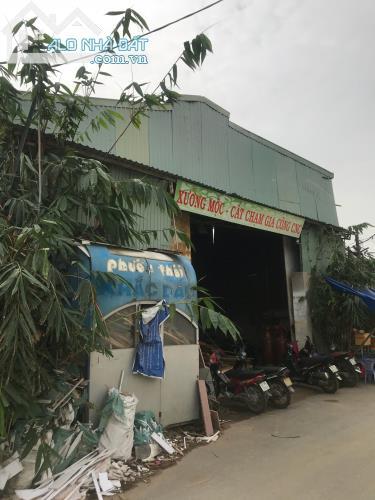 Bán nhà xưởng 2 mặt tiền cổng lavita đường 3 , trường thọ, thủ đức 46 tr/ m2
