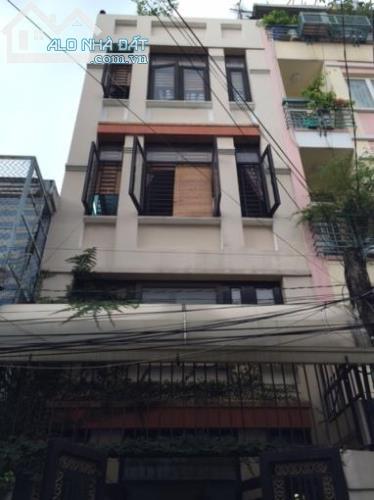 Bán Nhà HXH Phạm Ngọc Thạch, P6, Q 3, 6x14m, 4 tầng, giá 16.5 tỷ, tiện kinh doanh CHDV