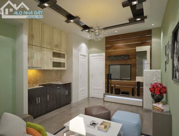 Mở bán chung cư mini Bồ Đề - Long Biên, giá chỉ 740tr/căn, ô tô đỗ cửa