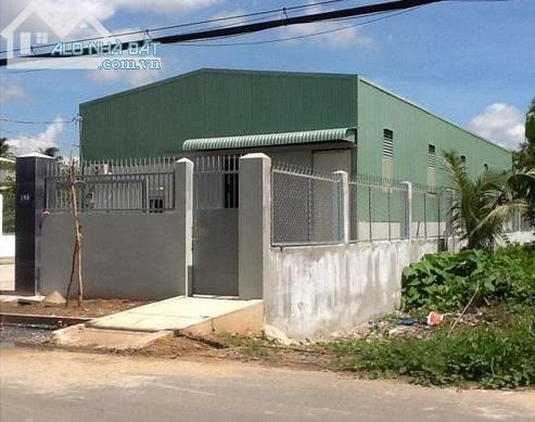 Hết nhu cầu sử dụng, bán kho chứa hàng 840m2- đường container HL11-Giá 4.49tr/m2.