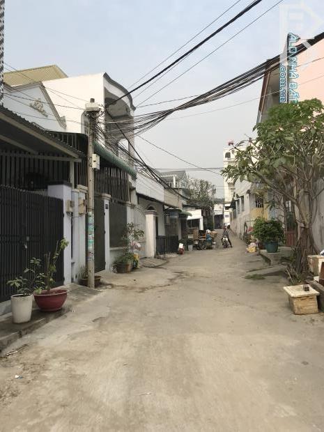 Bán nhà Quận 9 1 Trệt 1 Lầu Đường Làng Tăng Phú P.TNPA dt 53m2 Giá 2,65 tỉ LH 0935.327.166