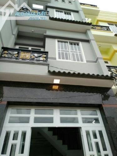 Nhà đúc 3 lầu,1 sẹc 1730/2A,Tỉnh Lộ 10,Bình Tân giá rẻ,40m2,1,27 tỷ.LH:0901.266.055