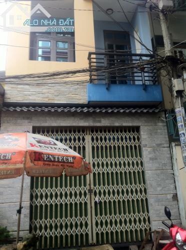 Bán nhà mặt tiền hẽm 8m đường 20 Dương Quảng Hàm, P5, Q. Gò Vấp