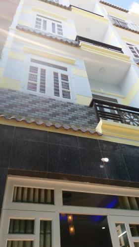 Bán gấp nhà 4 tấm mới 100% hẻm 8m vào chỉ 1 sẹc , tỉnh lộ 10, Binh Tân,tp.HCM