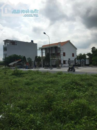BIDV thanh lý 6 lô đất mặt tiền Quốc Lộ 1A, thị trấn Bến Lức, Long An