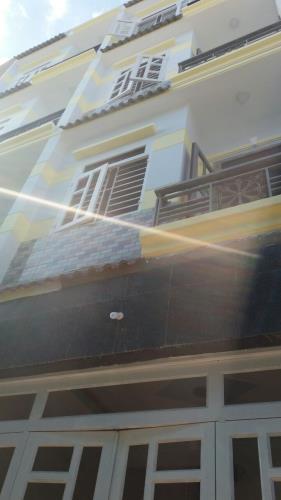 Cần tiền bán gấp căn nhà 4 tấm giá rẽ, quận Bình Tân.