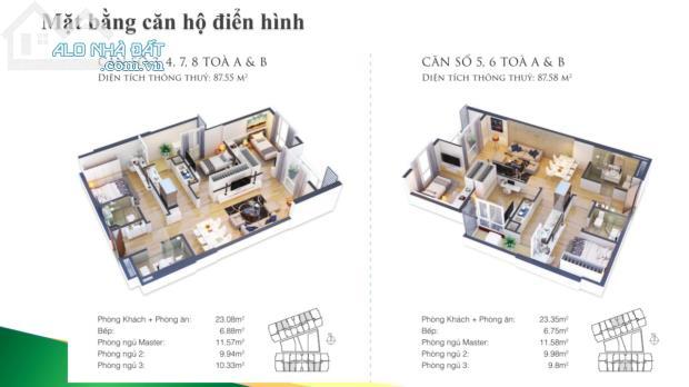 Cập nhật giá  chung cư Green Pearl 378 Minh Khai